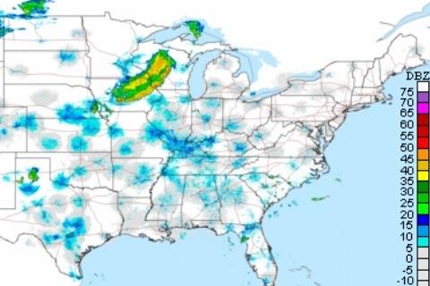 USA Rain Radar Pro screenshot-4
