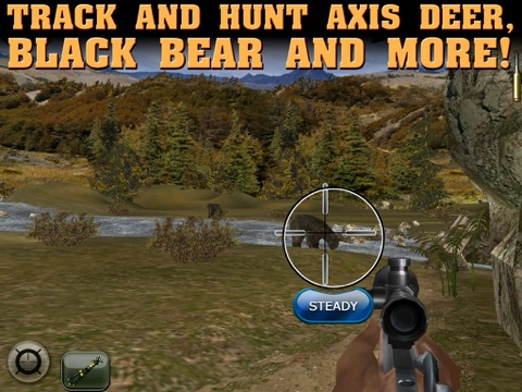 Deer Hunter Challenge Скриншоты9
