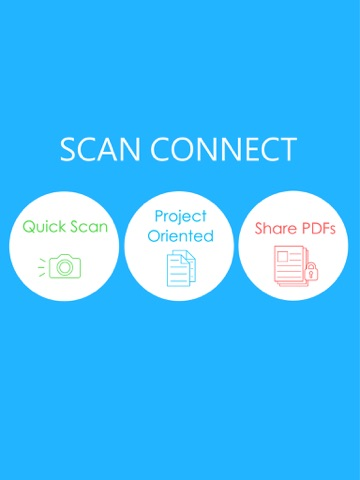 Scan Connect - Omni Scanner to Scan and Share All Your PDFs Screenshot