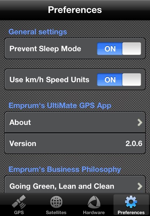 UltiMate GPS screenshot-3