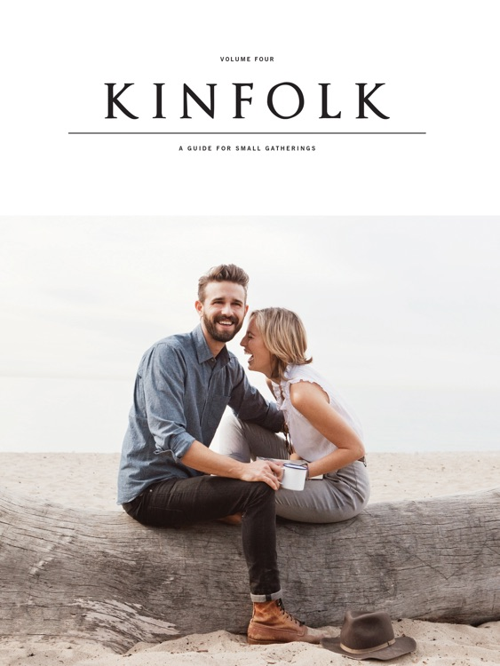 Kinfolk Magazine Volume 4