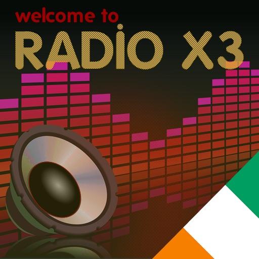 Les Radios de la Côte d'Ivoire - X3 Cote d'Ivoire Radio