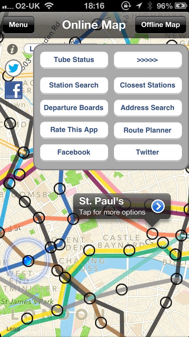 download Real London Tube apps 4