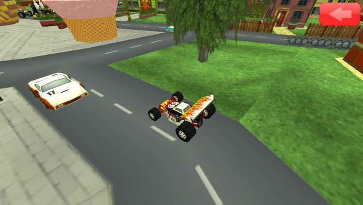 Animated Toddler Puzzles: Cars screenshot-3