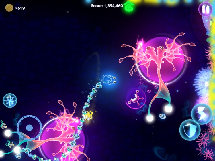 Glowfish HD screenshot-4