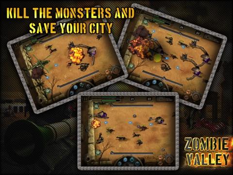 Zombie Valley HD screenshot 4