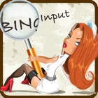 "BingoInput - ""helper, dictionary for Draw Something"" icon"