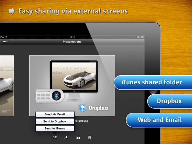 Presentation Link Lite screenshot-4