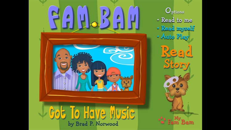Fam Bam: Got To Have Music (feat. Brandy, Ray J, Sonja & Willie Norwood)