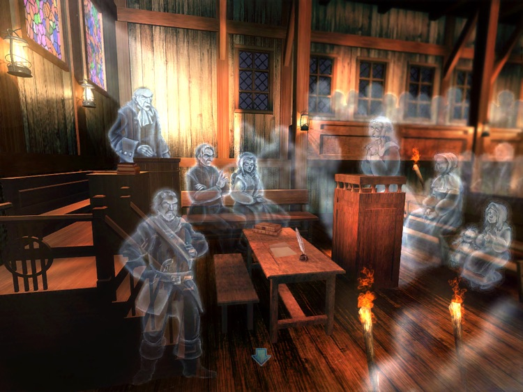 Midnight Mysteries: Salem Witch Trials (Full) screenshot-3