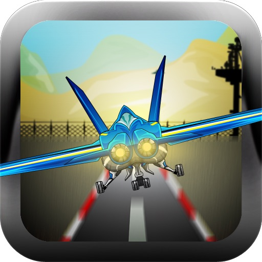Emergency Air Force Landing Lite icon