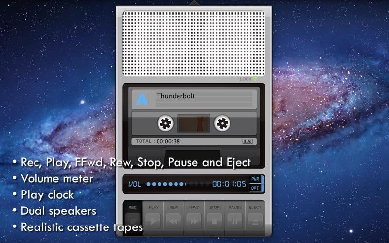 Tapes Screenshot