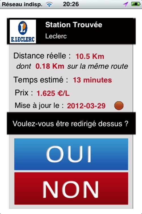 Refuel+. Avertisseur de station essence discount screenshot-3