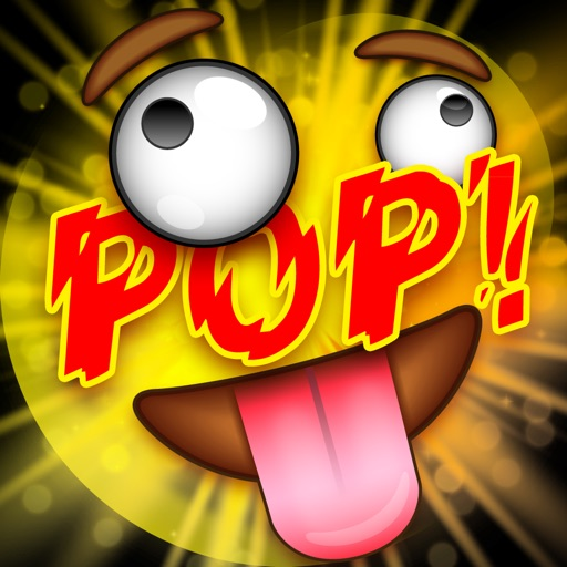 Emoji Puzzle POP! Most Addictive Chain Reaction Popping Game, FREE iOS App