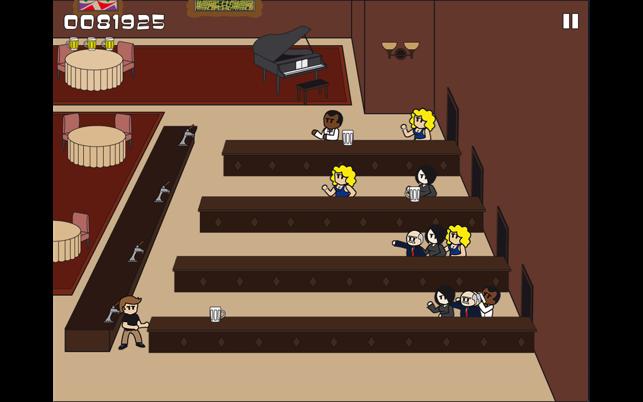 Barman Hero, game for IOS