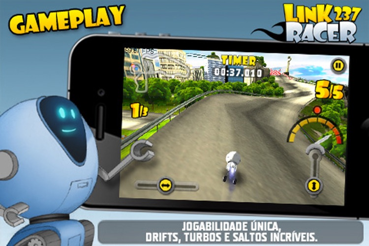 Link 237 Racer screenshot-4