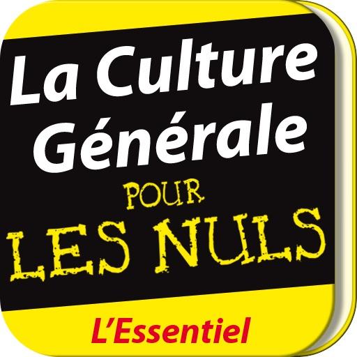La Culture générale Pour Les Nuls icon