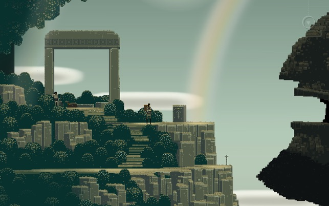 ‎Superbrothers: Sword & Sworcery EP Screenshot