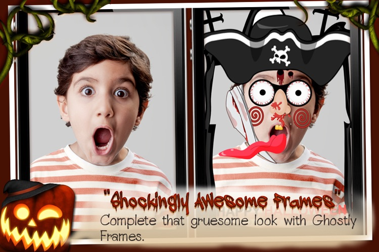 Facinate Halloween - Funny Scary Props screenshot-3