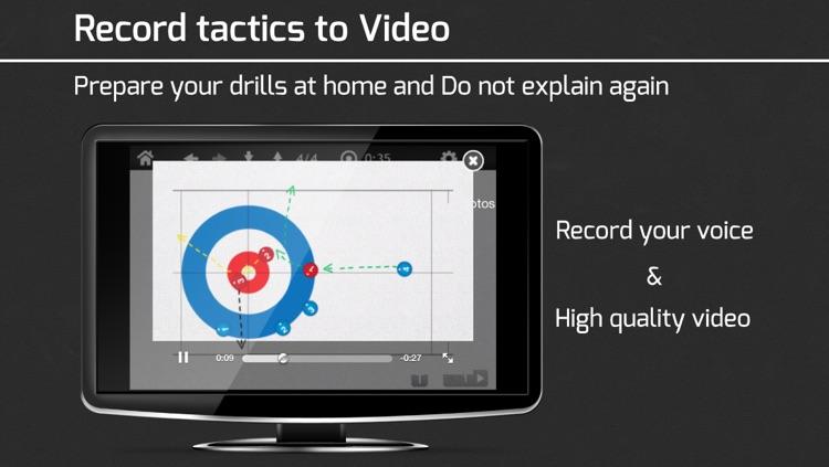 CoachNote Hockey & Ringette ( Ice , Field, Under Water ): Sports Coach's Interactive Whiteboard screenshot-4