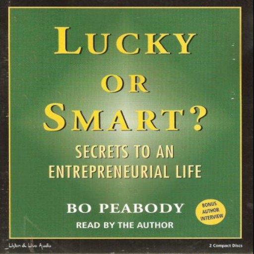 Lucky or Smart? (Audiobook)