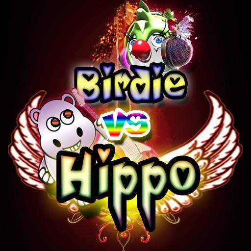 Birdie Vs Hippo