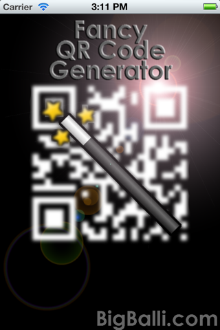 Fancy QR Code Generator - Create unique barcode with your logo Screenshot