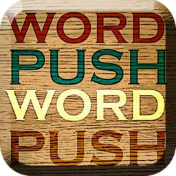 WORD PUSH - a sure treat for your brain.
