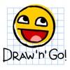 Draw 'n' Go: Awesomeness! - iPhoneアプリ