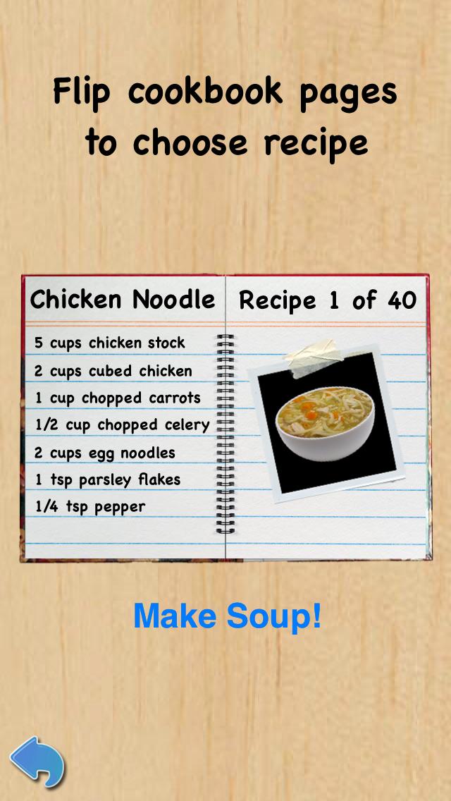 More Soup!のおすすめ画像4