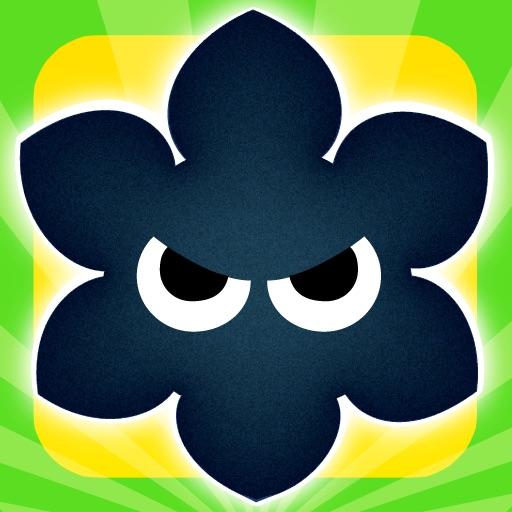 BIG BAD Flower for iPad