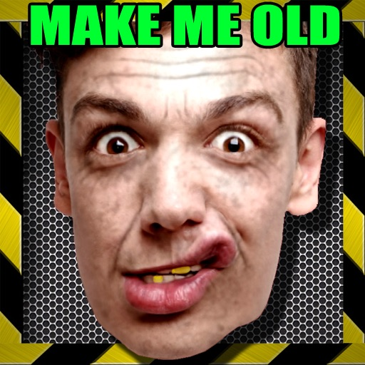 Make Me Old Pro : Photo editing and effects icon