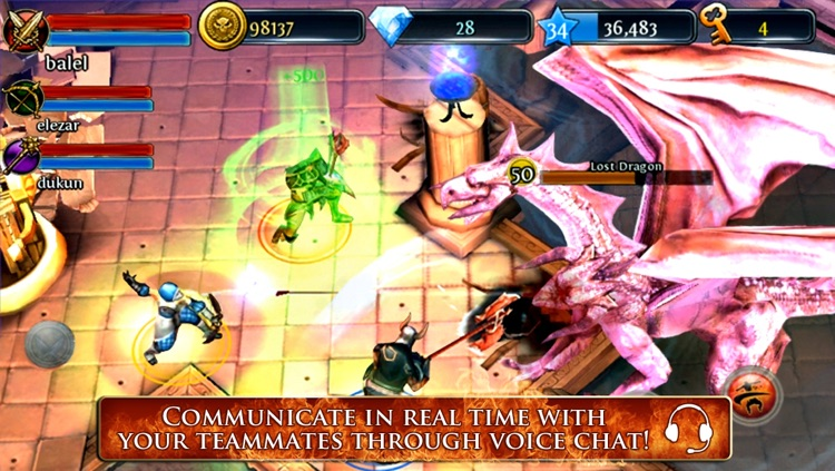 Dungeon Hunter 3 screenshot-2