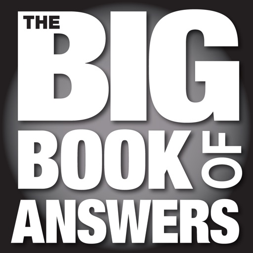 Focus Big Book of Answers icon