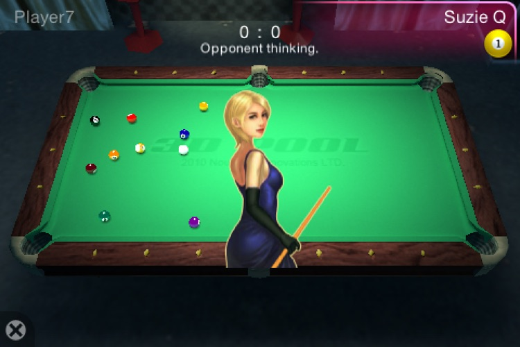 3D Pool Master Pro screenshot-1