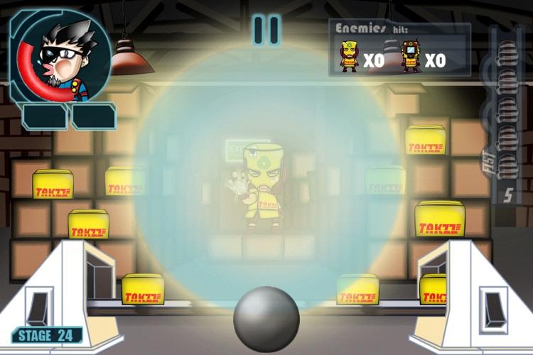 Runni X Nose2: Revengers screenshot-4