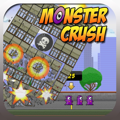 Monster Crush - Demolition
