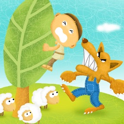 The Boy who Cried Wolf - Interactive Storybook