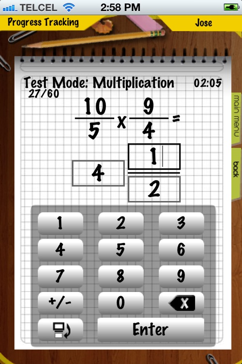 Math Tutor Lite screenshot-3