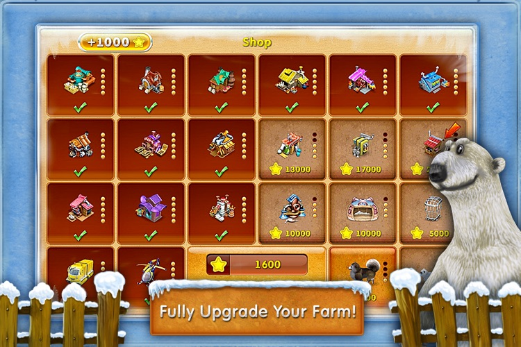 Farm Frenzy 3 – Ice Domain (Free) screenshot-3