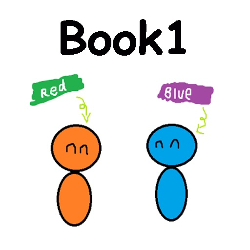 red blue 1 Ebook