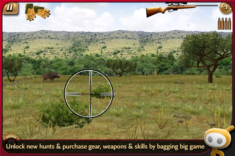 Deer Hunter: African Safari screenshot-4