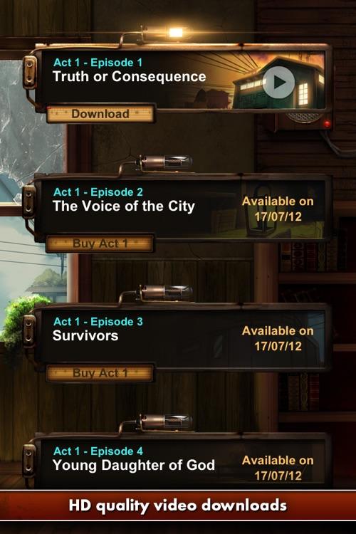 "Tom Hanks' ""Electric City"" screenshot-4"