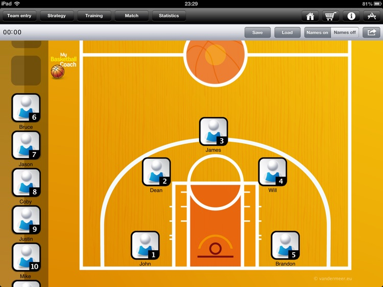 My Basketball Coach Pro screenshot-2