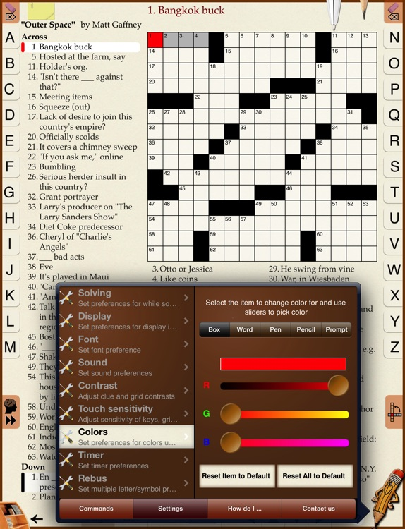 Across Lite Crosswords screenshot-4