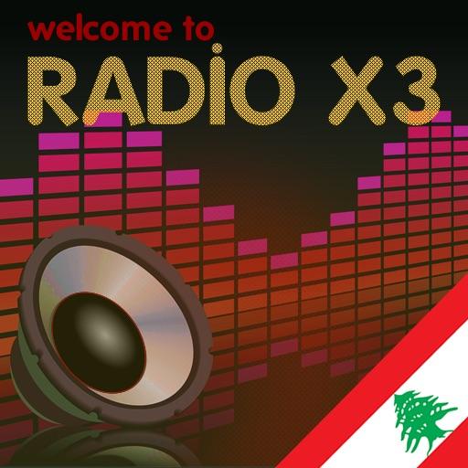 الراديو من لبنان - X3 Lebanon Radio