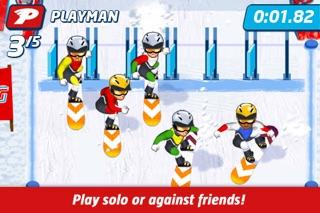 Playman Winter Gamesのおすすめ画像1