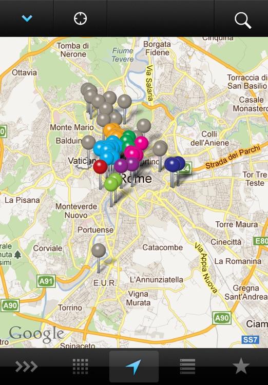 Rome: Wallpaper* City Guide screenshot-3
