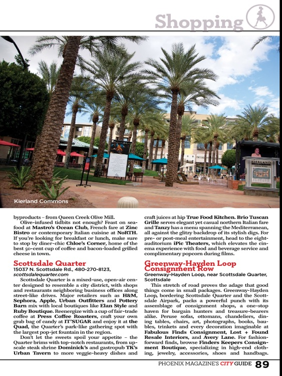 Phoenix Magazine 2014 City Guide screenshot-2
