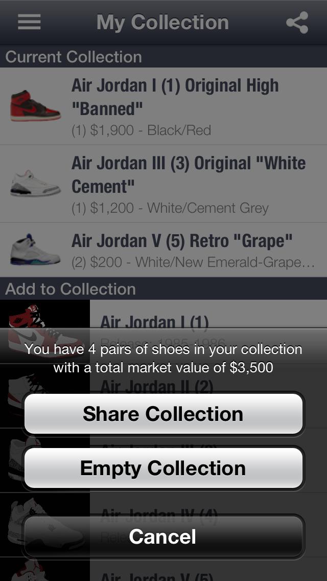 SPG: Sneaker Price Guide & Release Dates | App Price Drops